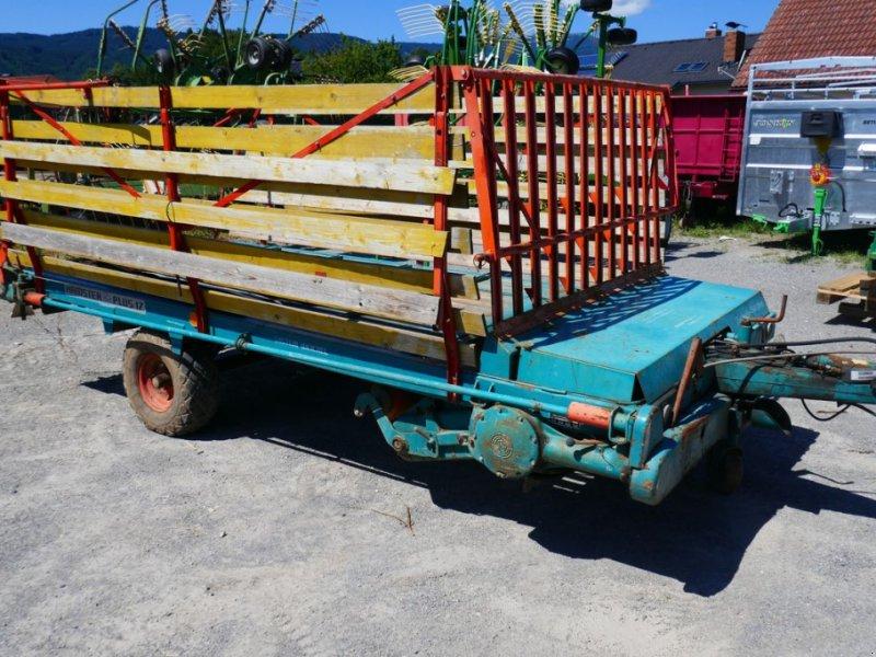 Ladewagen типа Steyr Hamster 17, Gebrauchtmaschine в Villach (Фотография 1)