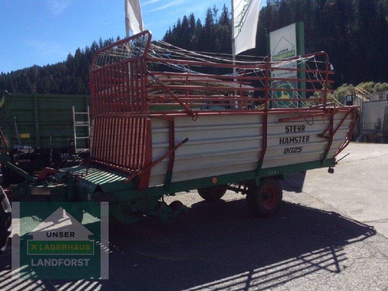 Ladewagen des Typs Steyr Hamster 8025, Gebrauchtmaschine in Murau (Bild 1)