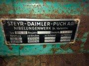 Ladewagen des Typs Steyr Hamster 804.02, Gebrauchtmaschine in Sankt Willibald