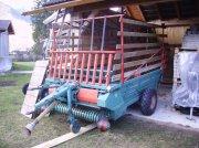 Ladewagen tip Steyr Hamster Minior 12, Gebrauchtmaschine in Ebensee