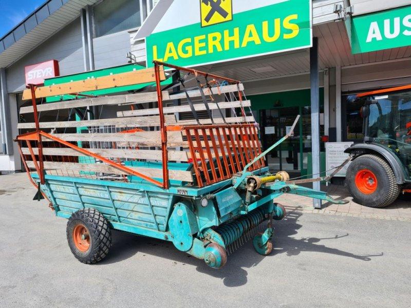 Ladewagen des Typs Steyr Ladewagen Hamster 14m³, Gebrauchtmaschine in Bruck (Bild 1)