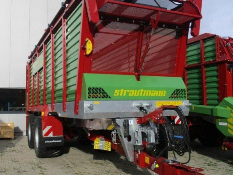 Ladewagen typu Strautmann GIGA TRAILER 4602 DO, Neumaschine v Brakel (Obrázok 1)