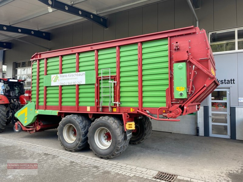 Ladewagen des Typs Strautmann Giga Vitesse III DO Duo Plus, Gebrauchtmaschine in Epfendorf (Bild 1)