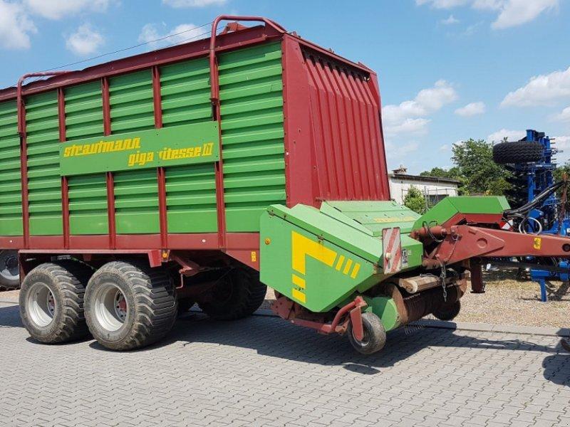 Ladewagen типа Strautmann Giga Vitesse III, Gebrauchtmaschine в Stankov (Фотография 1)