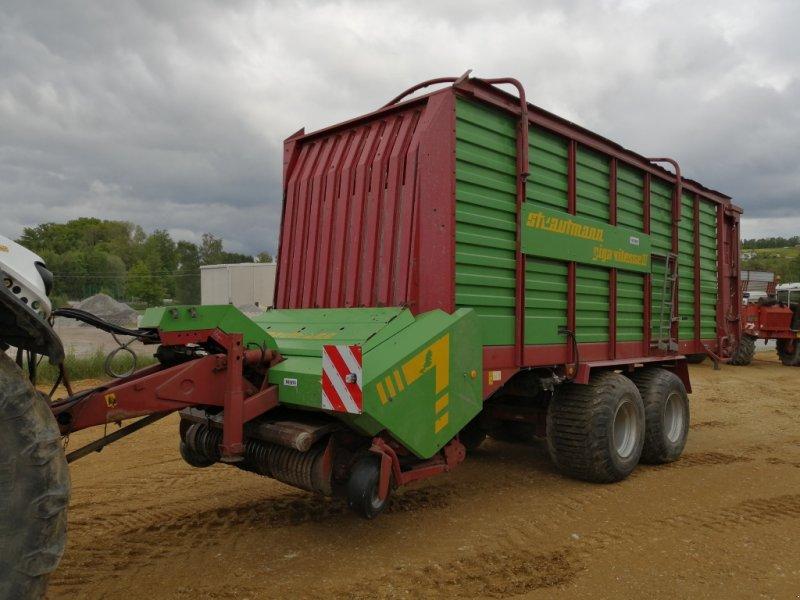 Ladewagen типа Strautmann Giga Vitesse III, Gebrauchtmaschine в Andorf (Фотография 1)