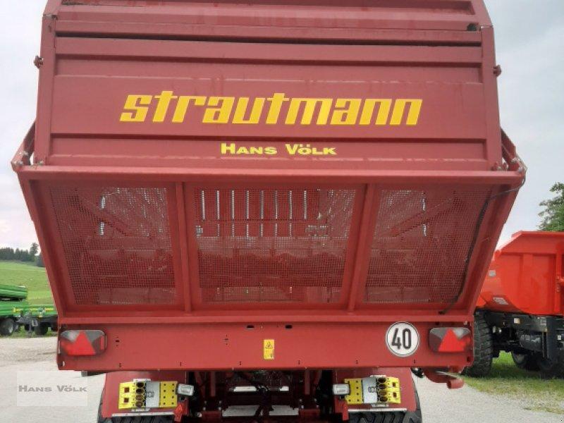Ladewagen des Typs Strautmann Super Vitesse 3101 DO, Gebrauchtmaschine in Antdorf (Bild 8)