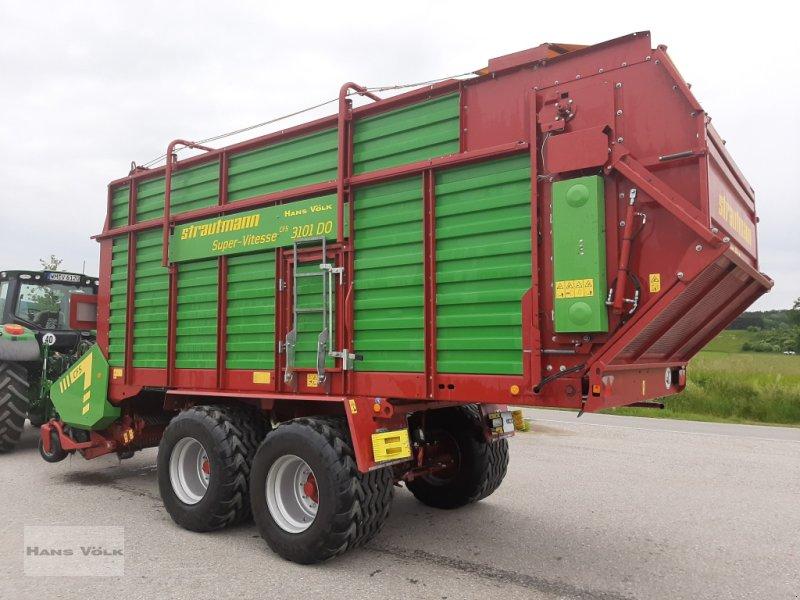 Ladewagen des Typs Strautmann Super Vitesse 3101 DO, Gebrauchtmaschine in Antdorf (Bild 17)