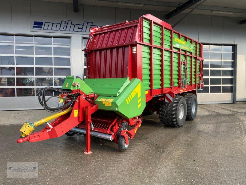 Ladewagen typu Strautmann Super Vitesse CFS 3502 mit *neu entwickelter Pick Up*, Neumaschine v Pforzen (Obrázok 1)