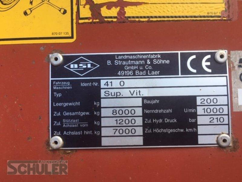 Ladewagen typu Strautmann Super Vitesse II, Gebrauchtmaschine v St. Märgen (Obrázok 8)