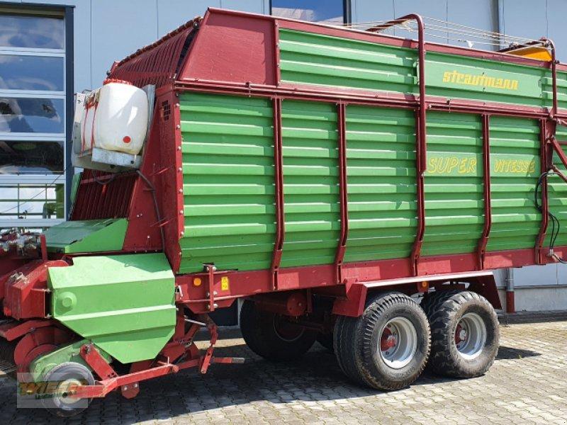 Ladewagen des Typs Strautmann Super Vitesse II, Gebrauchtmaschine in Frauenneuharting (Bild 1)
