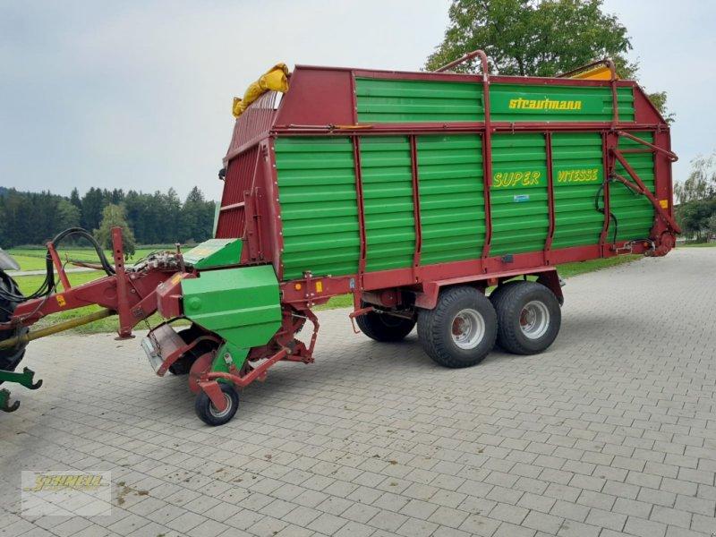 Ladewagen des Typs Strautmann Super Vitesse, Gebrauchtmaschine in Söchtenau (Bild 1)