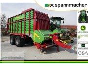 Strautmann SuperVitesse CFS 3502 szállító pótkocsi