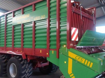 Ladewagen a típus Strautmann Terra Vitesse CFS 4601 Do, Gebrauchtmaschine ekkor: Neustadt a.Rbge (Kép 1)