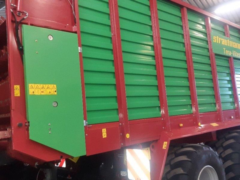Ladewagen a típus Strautmann Terra Vitesse CFS 4601 Do, Gebrauchtmaschine ekkor: Neustadt a.Rbge (Kép 2)