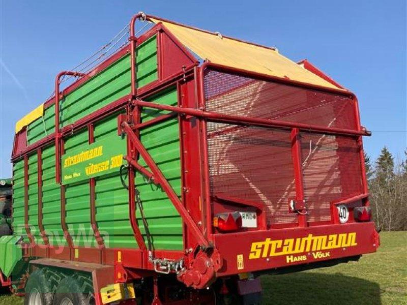 Ladewagen des Typs Strautmann Vitesse 3001, Gebrauchtmaschine in Wilzhofen (Bild 4)