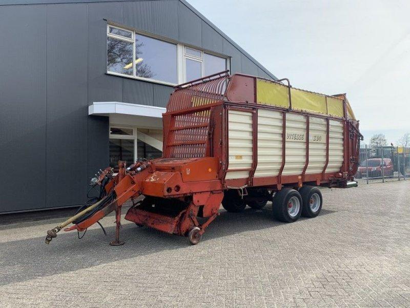 Ladewagen typu Strautmann Vitesse do, Gebrauchtmaschine v Vriezenveen (Obrázok 1)