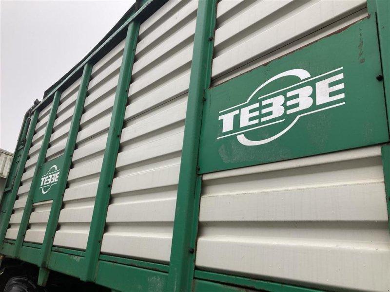 Ladewagen типа Tebbe 2 stk. 45m3 Græsvogne. På vej ind til handel 2021, Gebrauchtmaschine в Haderup (Фотография 1)