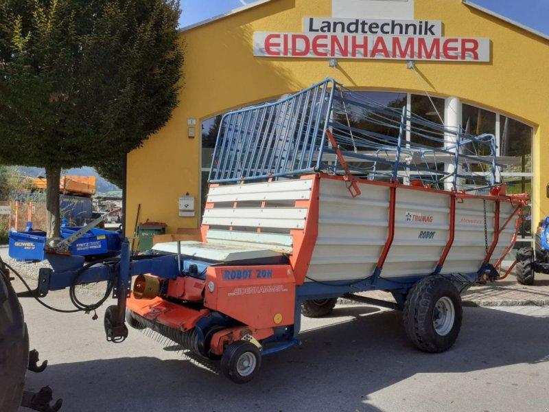 Ladewagen типа Trumag Robot 85 20T, Gebrauchtmaschine в Burgkirchen (Фотография 1)