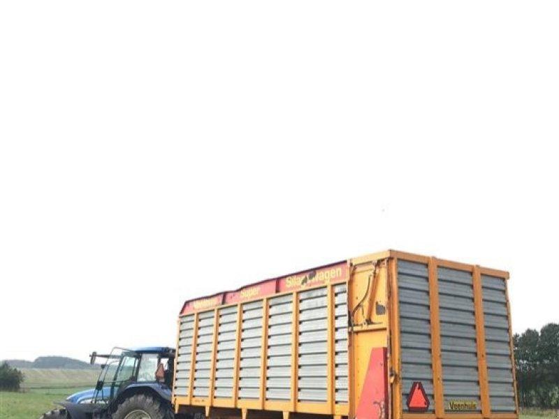 Ladewagen типа Veenhuis Super silagewagen 400, Gebrauchtmaschine в Nibe (Фотография 1)
