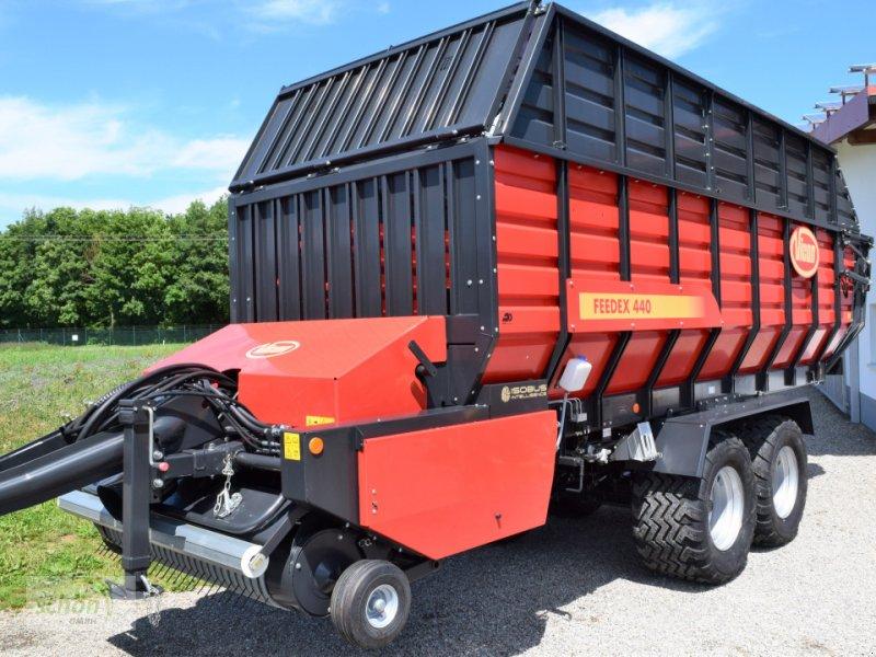 Ladewagen des Typs Vicon Feedex 440 - neu und unbenutzt !!! - mit großer 22,5-Zoll-Bereifung - baugleich wie Deutz-Fahr Feedmaster 4400 bzw K 7.44, Neumaschine in Burgrieden (Bild 1)