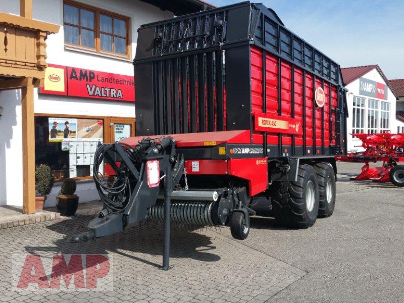 Ladewagen des Typs Vicon Rotex 450, Neumaschine in Teising (Bild 3)
