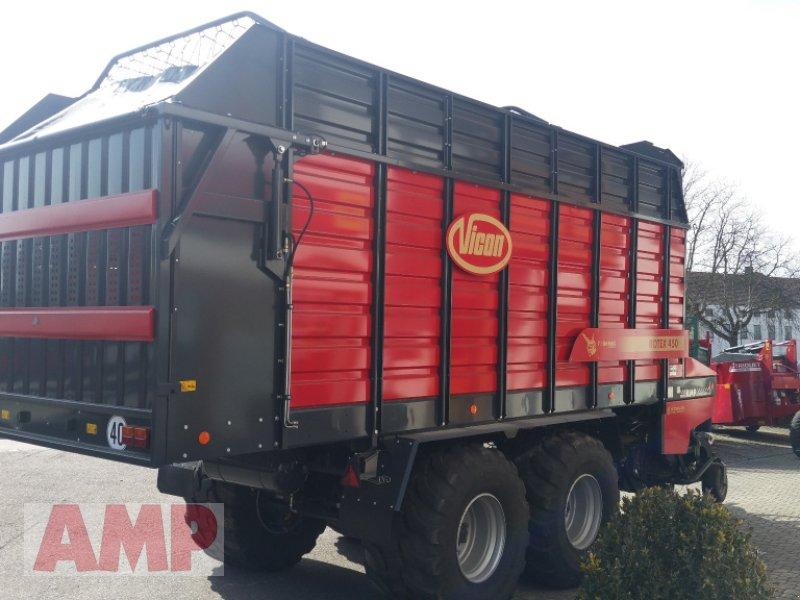 Ladewagen des Typs Vicon Rotex 450, Neumaschine in Teising (Bild 5)