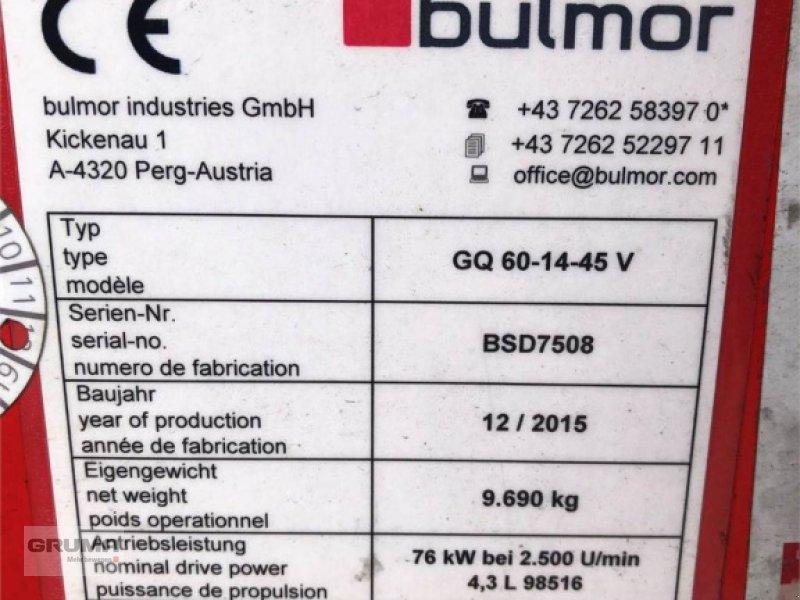 Lagertechnik & Kommissionieren типа Bulmor GQ 60/14/45 V, Gebrauchtmaschine в Friedberg-Derching (Фотография 7)