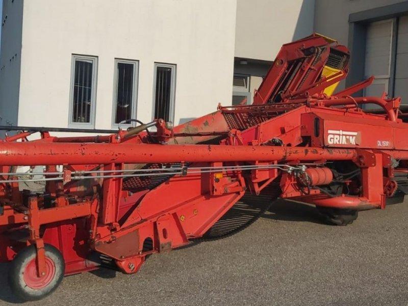Lagertechnik des Typs Grimme DL 1500 Überlader, Gebrauchtmaschine in Harmannsdorf-Rückersdorf (Bild 1)