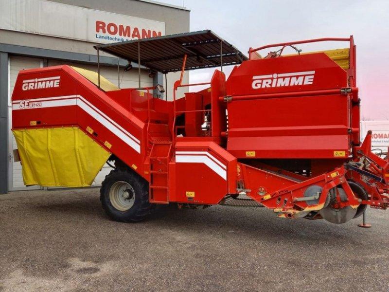Lagertechnik des Typs Grimme SE 85-55, Gebrauchtmaschine in Harmannsdorf-Rückersdorf (Bild 1)