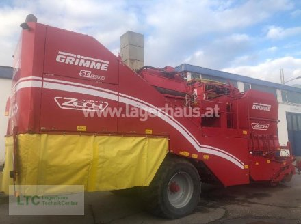 Grimme SE150-60UB Lagertechnik