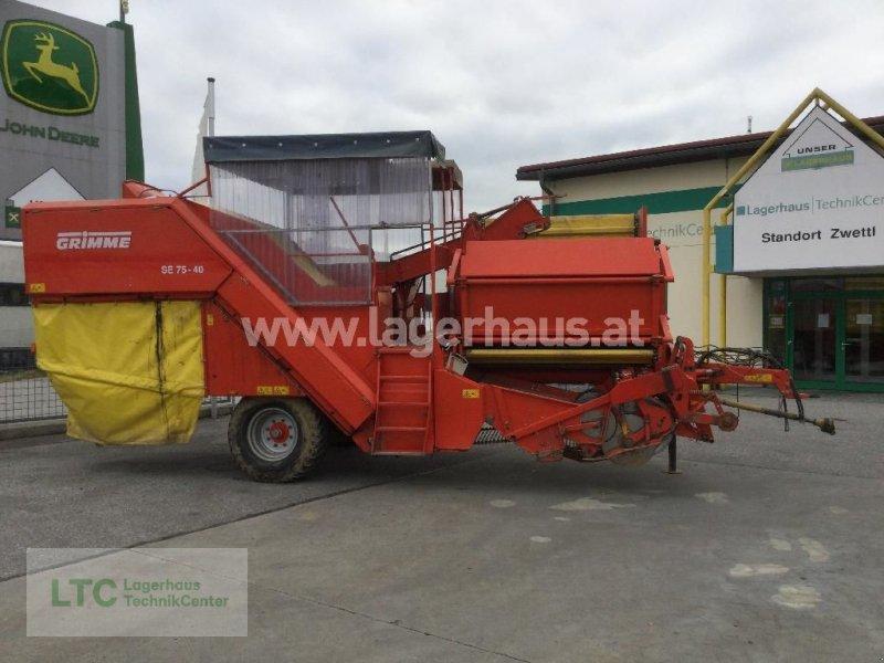 Lagertechnik des Typs Grimme SE75-40, Gebrauchtmaschine in Zwettl (Bild 3)