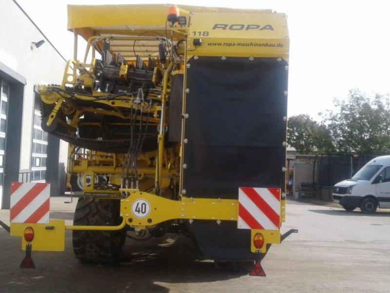Lagertechnik des Typs ROPA Keiler I, Vorführmaschine in Harmannsdorf-Rückersdorf (Bild 3)