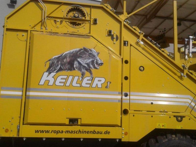 Lagertechnik des Typs ROPA Keiler I, Vorführmaschine in Harmannsdorf-Rückersdorf (Bild 2)