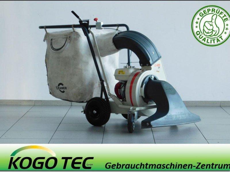 Laubsauggerät & Blasgerät типа Cramer LS 4000 SW, Gebrauchtmaschine в Neubeckum (Фотография 1)