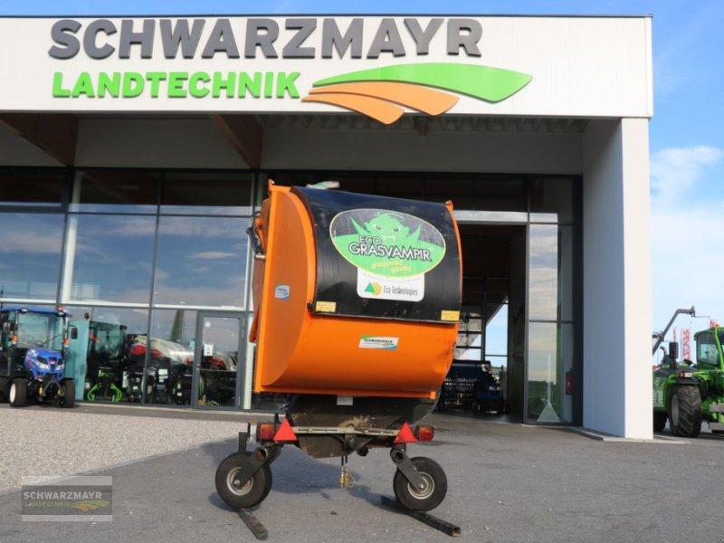Laubsauggerät & Blasgerät типа Eco Grasvampir DGV2-1000H, Gebrauchtmaschine в Gampern (Фотография 1)