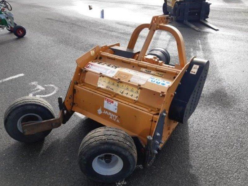 Laubschneider a típus Berti picker 100, Gebrauchtmaschine ekkor: le pallet (Kép 1)