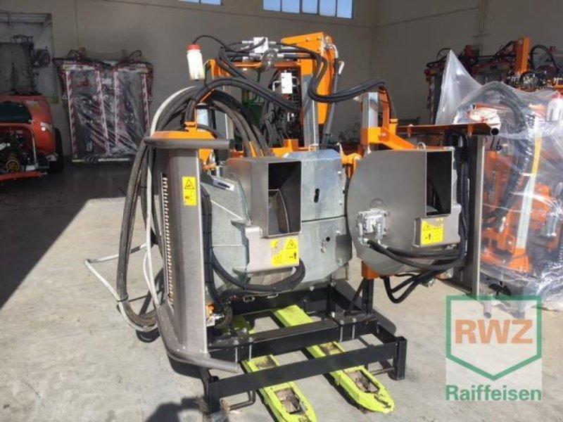 Laubschneider des Typs Binger EB 490 Professional HDC zweiseitig, Vorführmaschine in Grünstadt (Bild 1)