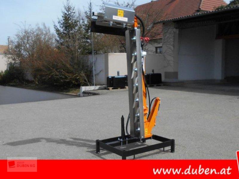 Laubschneider des Typs Binger LSA 320 AL2 7/2, Neumaschine in Ziersdorf (Bild 1)