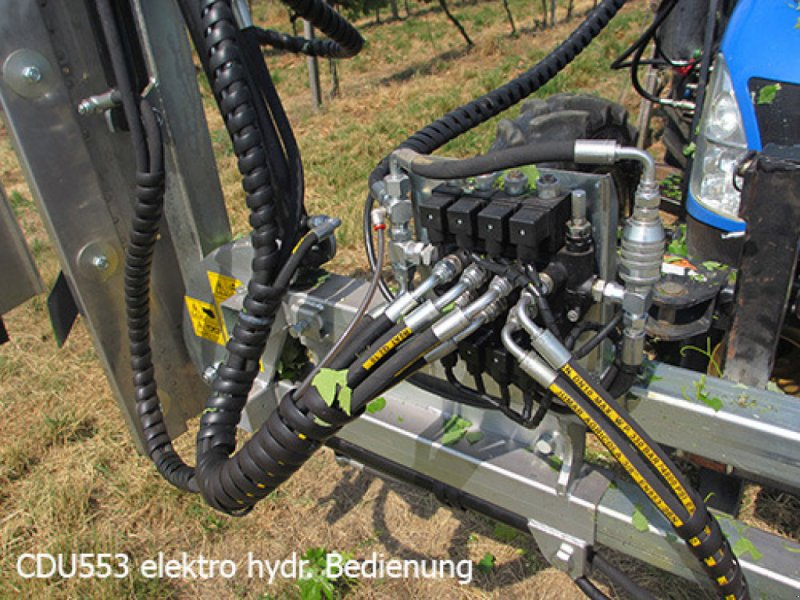 Laubschneider типа Conpexim CDU518, Neumaschine в Apetlon (Фотография 2)