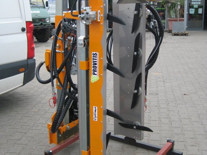 Laubschneider des Typs Provitis ST120 Optima RC163, Neumaschine in Niederkirchen (Bild 3)