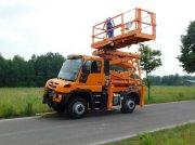 Mercedes-Benz Unimog U 427 mit Büter Hubarbeitsbühne LKW-Arbeitsbühne