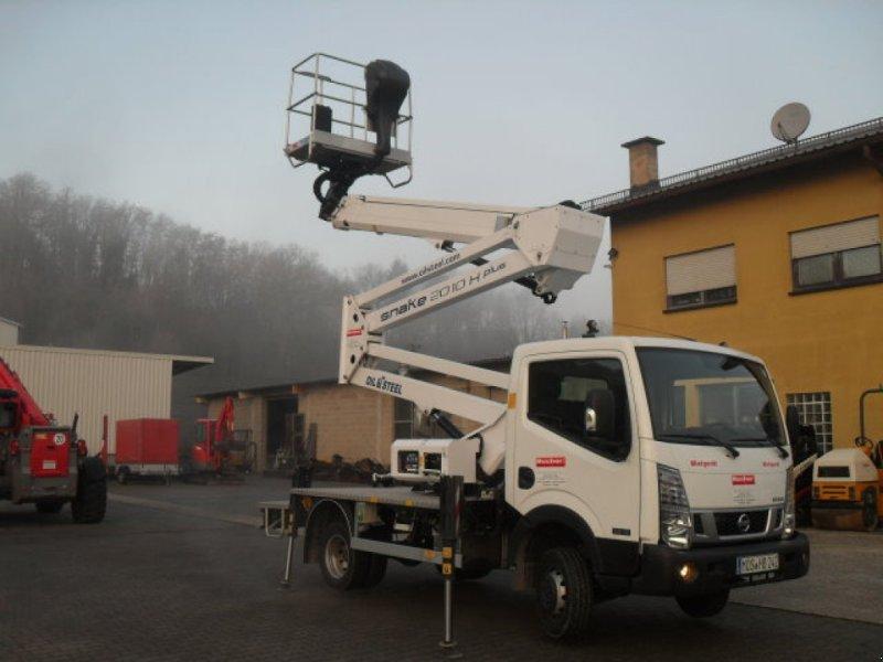 LKW-Arbeitsbühne a típus Oil & Steel Snake 2010 H Plus, Gebrauchtmaschine ekkor: Obrigheim (Kép 4)