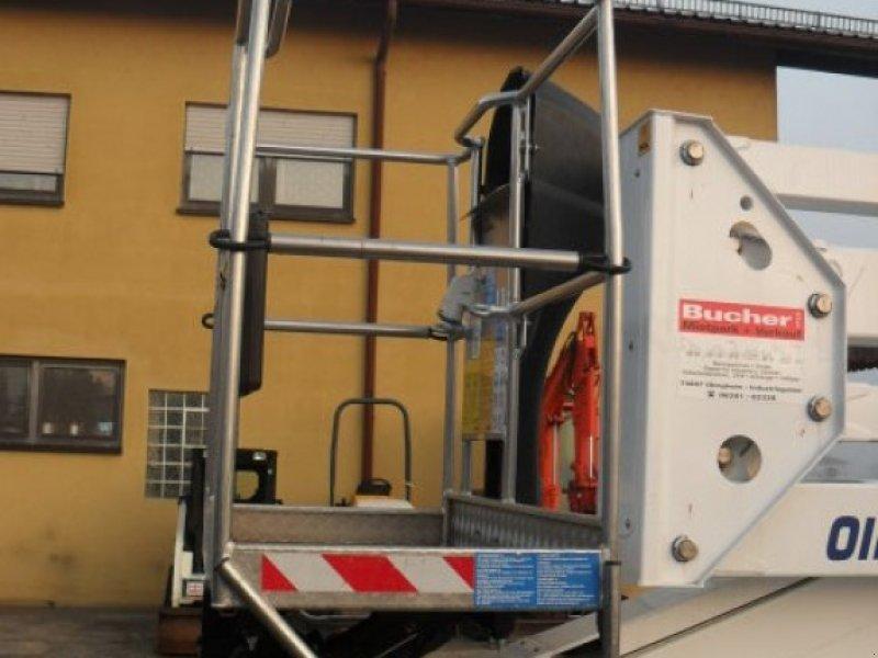 LKW-Arbeitsbühne a típus Oil & Steel Snake 2010 H Plus, Gebrauchtmaschine ekkor: Obrigheim (Kép 6)