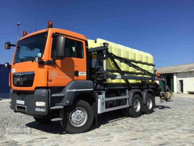 LKW a típus Boschung SDASF S5P15400HW, Gebrauchtmaschine ekkor: Madrid (Kép 1)