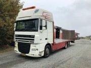 DAF 105 - 460    EURO  5 9 meter knæklad Φορτηγό
