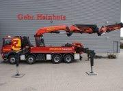 DAF CF 85.460 8x4 Euro 5 Palfinger PK 200002L SH + Jip PJ 300L Crane kamionok