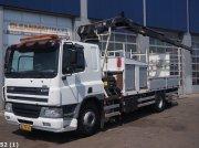 DAF FA 75 CF 250 Hiab 14 ton/meter laadkraan kamionok