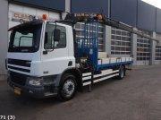 DAF FA 75 CF 250 Hiab 16 ton/meter laadkraan Samochody ciężarowe