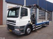 DAF FA 85 CF 340 Hiab 11 ton/meter laadkraan kamionok