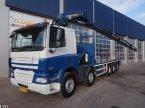 LKW tip DAF FAD 85 CF 410 10x4 Palfinger 56 ton/meter laadkraan in ANDELST